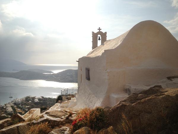 El olivo en la cocina griega