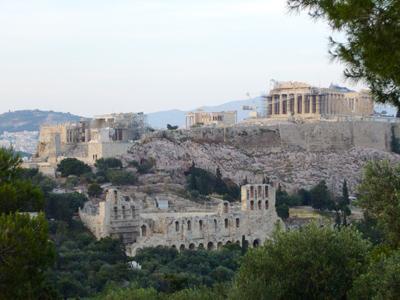 Olive oil in antique Greece.
