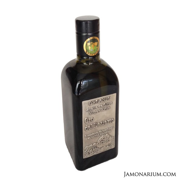 Oro del Desierto, probably the best organic olive oil in the world